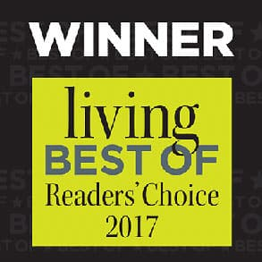 living best of readers choice 2017